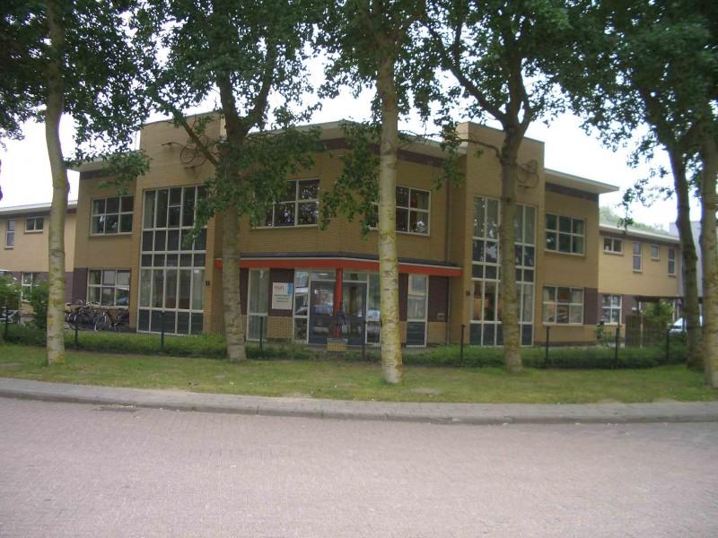 Verdieping hoofdkantoor Parlan