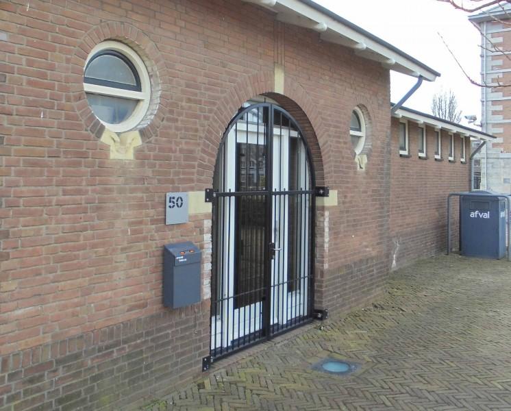 Herstelwerkzaamheden Oude Rijkswerf