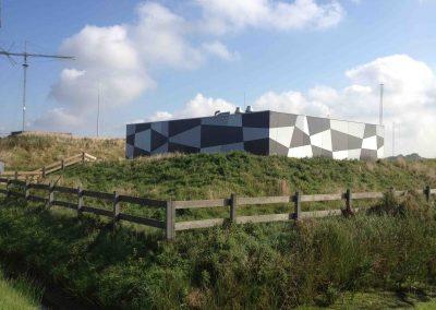 Transformatorgebouw