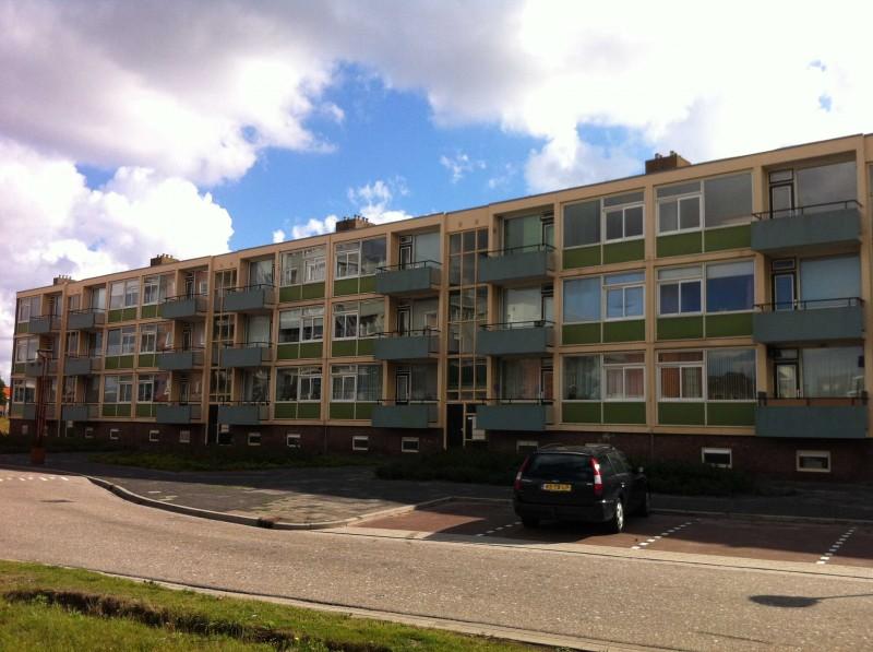 Planmatig onderhoud 72 appartementen